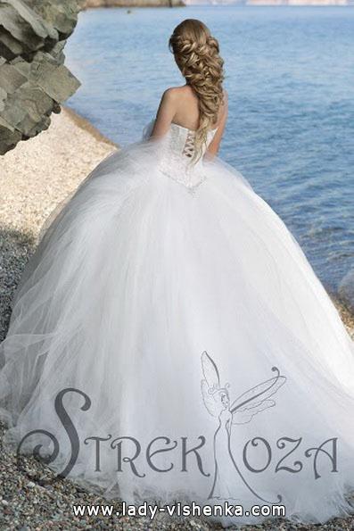 Пишні весільні сукні 2016 - Strekoza