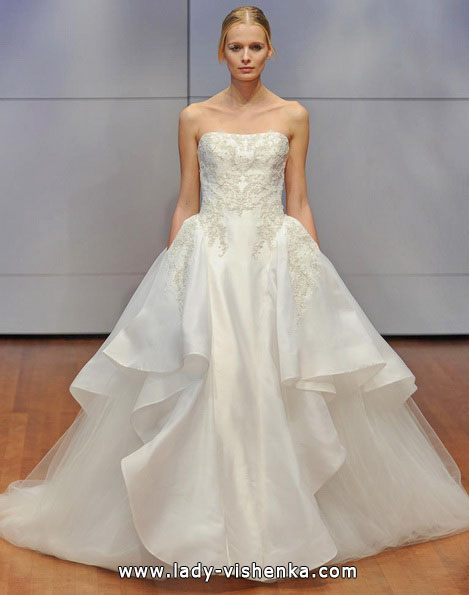 Пишні весільні сукні 2016 - Rita Vinieris