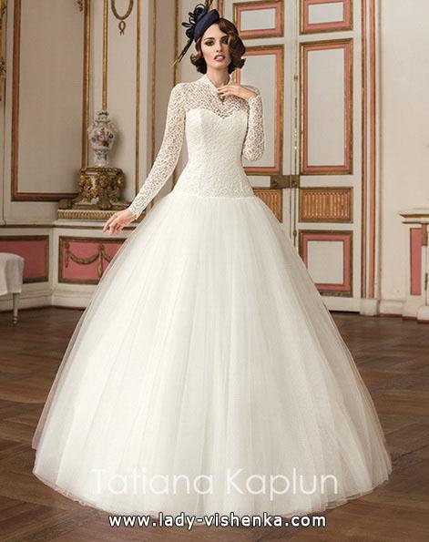 Пишні весільні сукні 2016 - Tatiana Kaplun