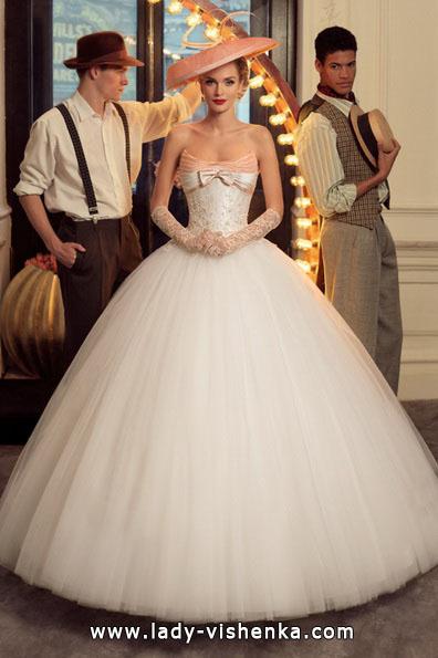 Красиві пишні весільні сукні 2016 - Tatiana Kaplun