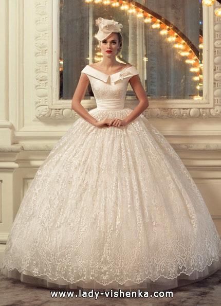 Весільні сукні з пишною спідницею 2016 - Tatiana Kaplun