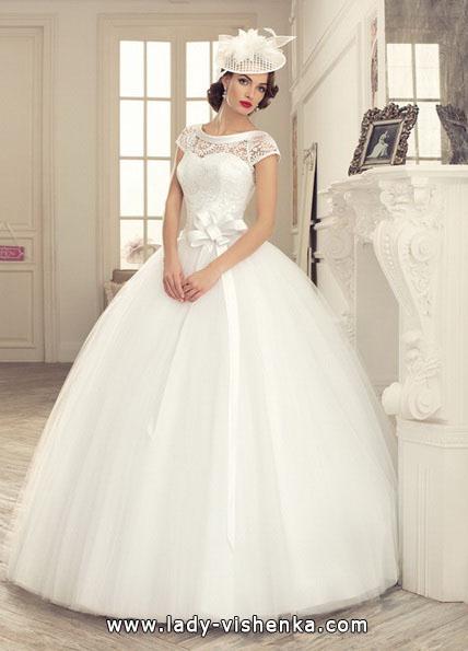 Довге пишне весільне плаття 2016 - Tatiana Kaplun