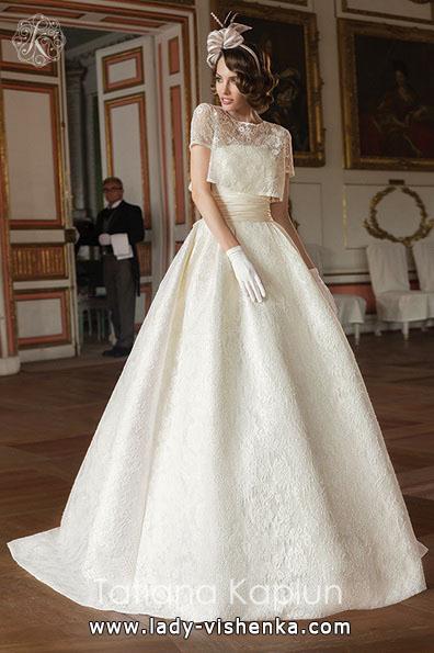 Весільні сукні 2016 пишні - Tatiana Kaplun
