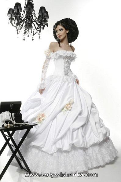 Пишні весільні сукні з рукавами 2016 - Tatiana Kaplun