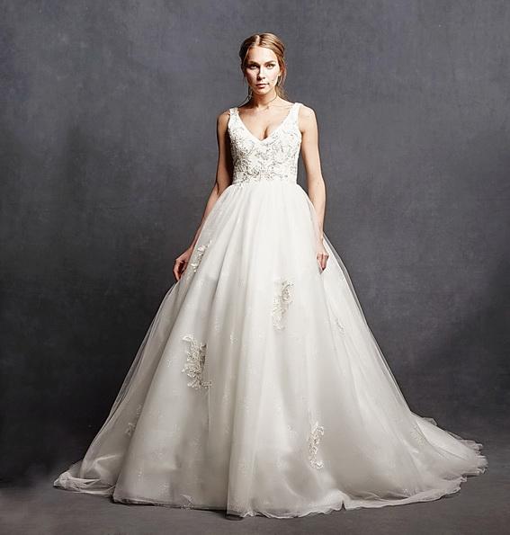 Пишні весільні сукні 2016 - Isabelle Armstrong
