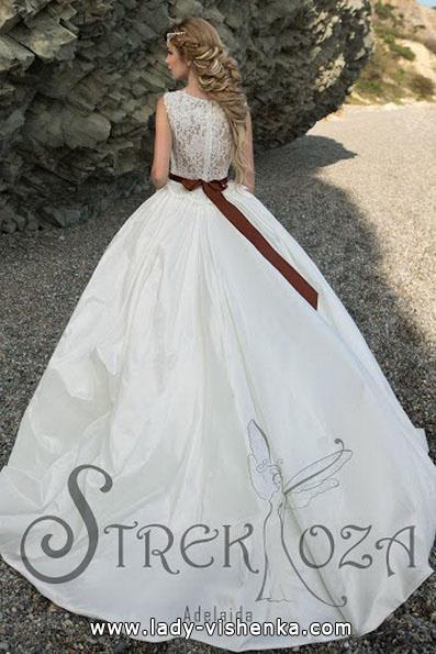 Пишні весільні сукні фото - Strekoza