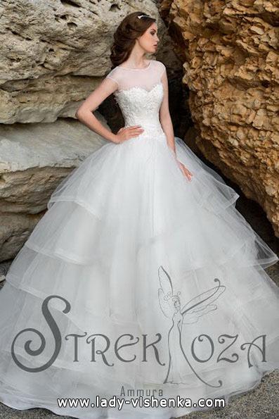 Весільні сукні 2016 пишні - Strekoza