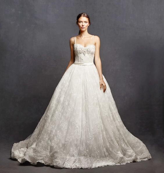 Пишні весільні сукні фото - Isabelle Armstrong