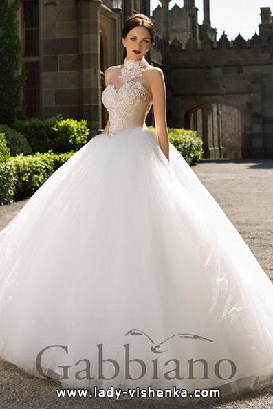 Пишні весільні сукні 2016 - Gabbiano