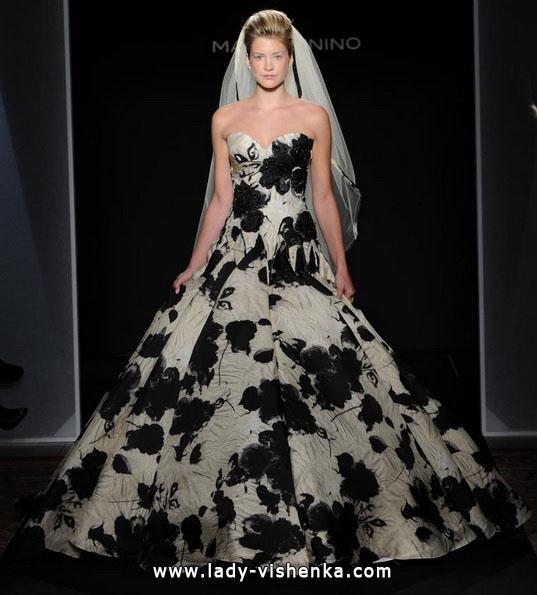 Пишні весільні сукні 2016 - Mark Zunino