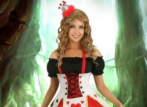 Королева Черв'яків на Хеллоуїн для дівчат стаття