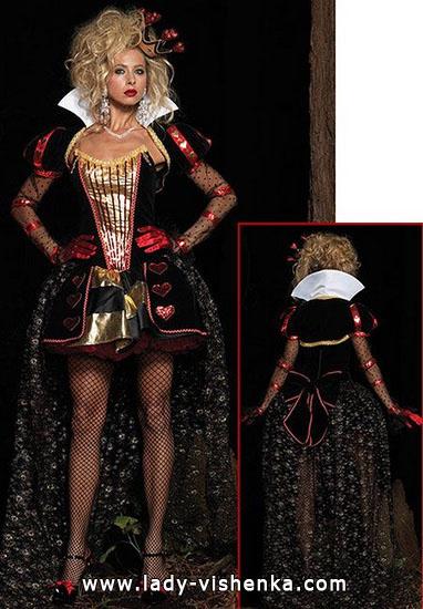 Короткий костюм Королеви Хробаків
