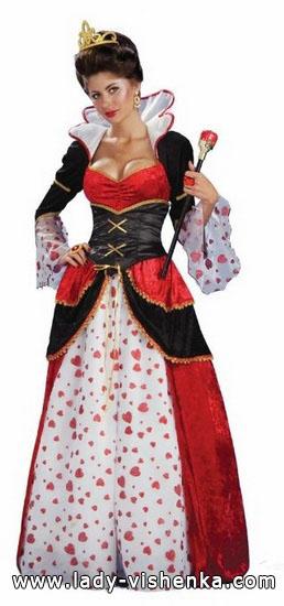 Королева Черв'яків на Хеллоуїн