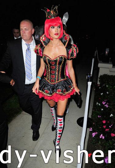 Королева Сердець - костюм на Хеллоуїн
