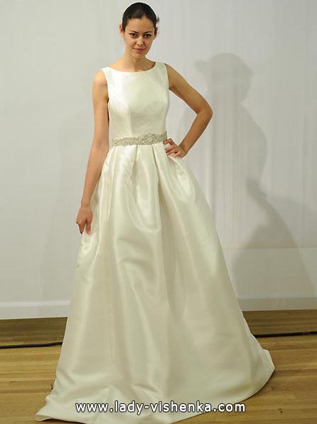 Атласні весільні сукні 2016 - Rosa Clara