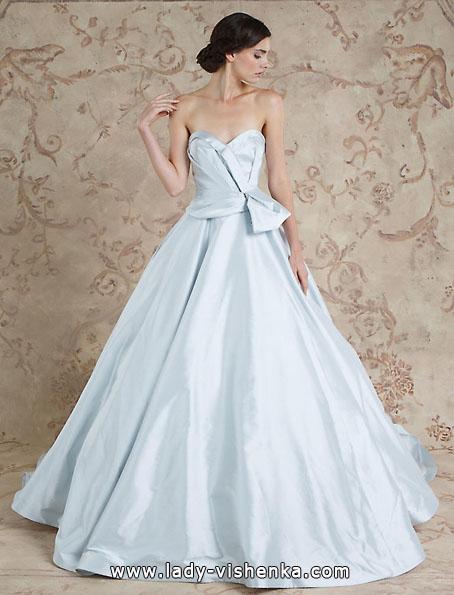 Атласні весільні сукні 2016 - Sareh Nouri