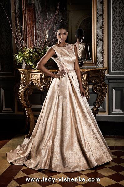 Атласні весільні сукні 2016 - Jordi Dalmau