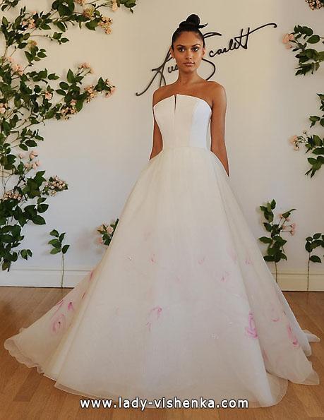 Атласні весільні сукні 2016 фото - Austin Scarlett