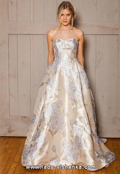 Атласні весільні сукні 2016 - david's Bridal
