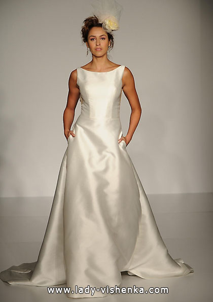Атласні весільні сукні 2016 - Sottero and Midgley