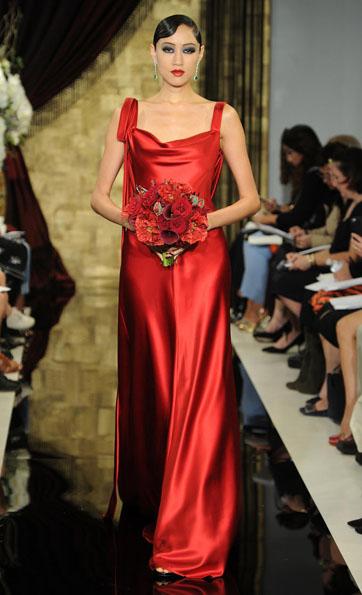 Атласні весільні сукні весна 2016 - Theia