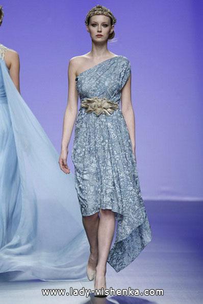 Весільна сукня довжиною 3/4 - Matilde Cano