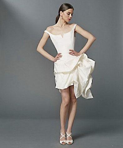 Короткі весільні сукні 2016 - Vivienne Westwood