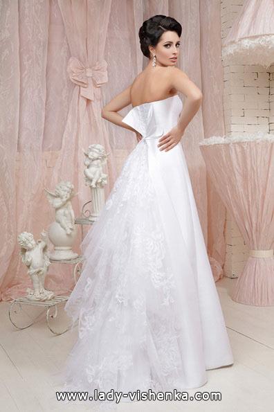 Просте довга весільна сукня - Tatiana Kaplun