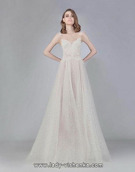 Прості весільні сукні фото - Victoria KyriaKides