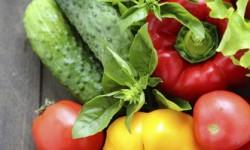 Скільки калорій в овочах