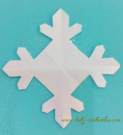 Сніжинки фото
