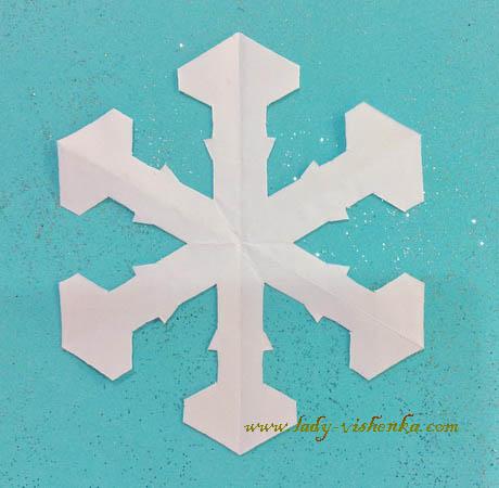 Сніжинки дитячі