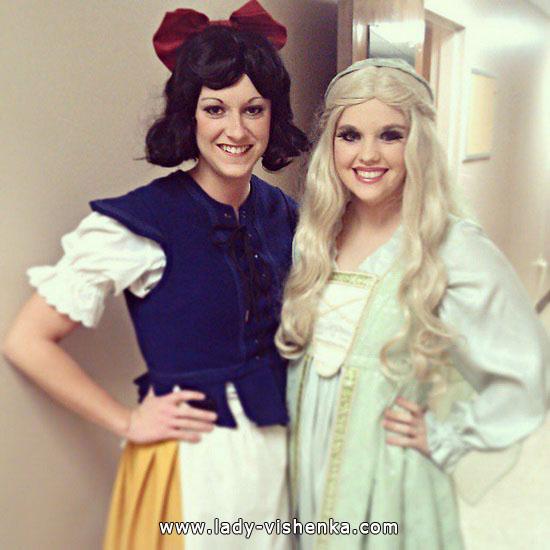 Білосніжка на Хеллоуїн - костюм для дівчини