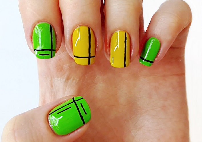 Модний дизайн нігтів 2016