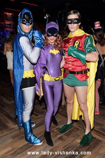 Дівчина Бетмена на Хеллоуїн