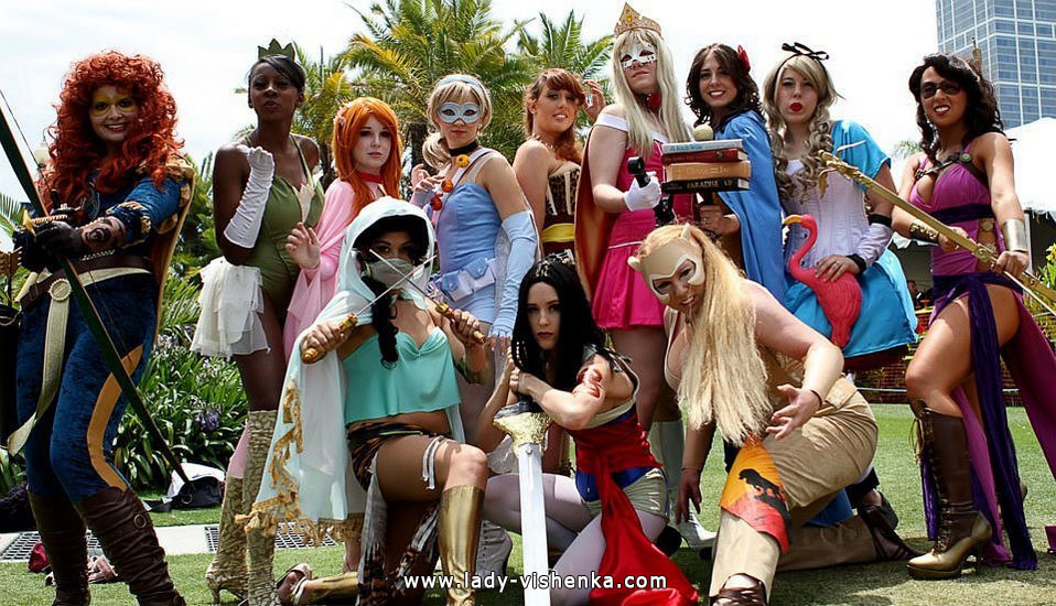Супер дівчата на Хеллоуїн