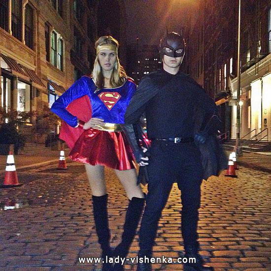Дівчина Бетмена - костюм на Хеллоуїн