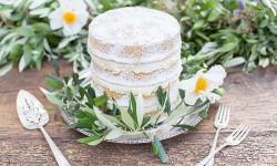 Весільний торт - чарівна пудра
