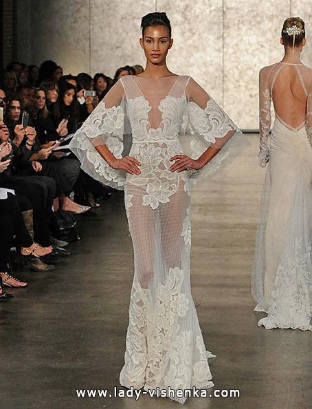 Прозоре весільну сукню - Inbal Dror
