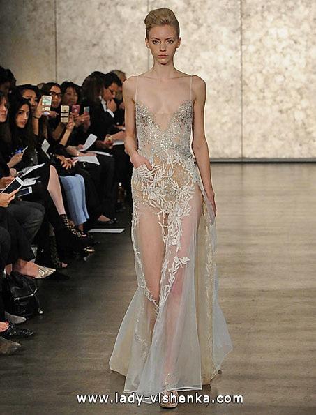 Прозорі весільні сукні фото - Inbal Dror