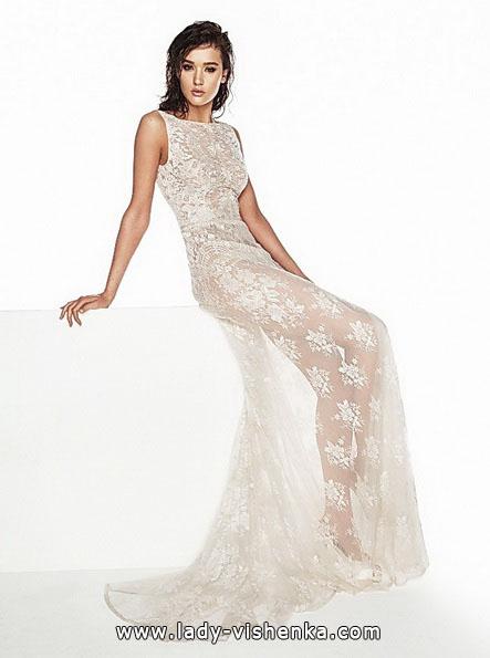 Прозоре весільну сукню - Luci DiBella
