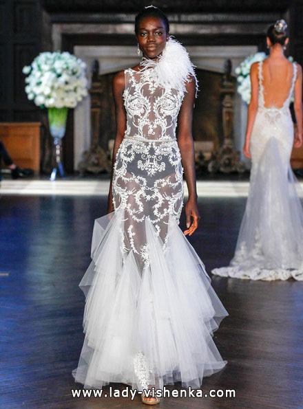 Прозоре весільну сукню - Alon Livne