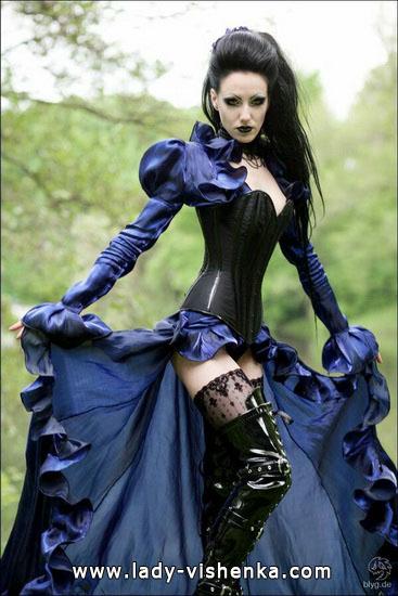 Вампір на Хеллоуїн для дівчат