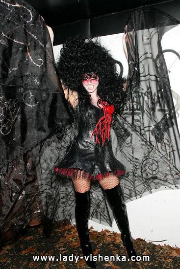 Вампір на Хеллоуїн - фото