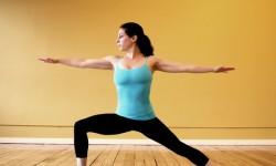 Пози йоги - Воїн 2