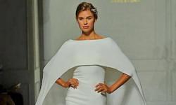 Весільні сукні з закритими плечима 2016