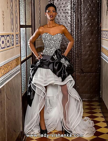 Весільну сукню короткий спереду - Jordi Dalmau