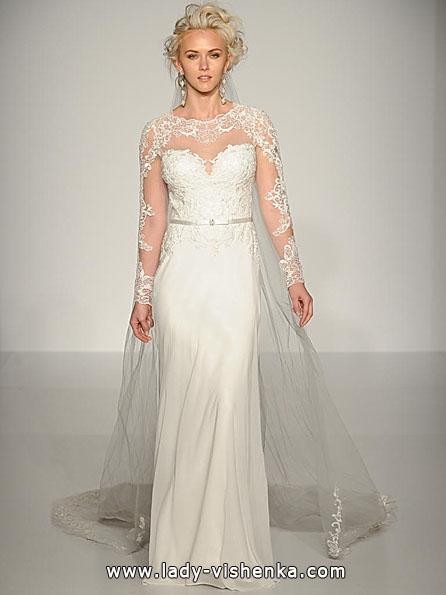 Весільні сукні з мереживними рукавами - Maggie Sottero