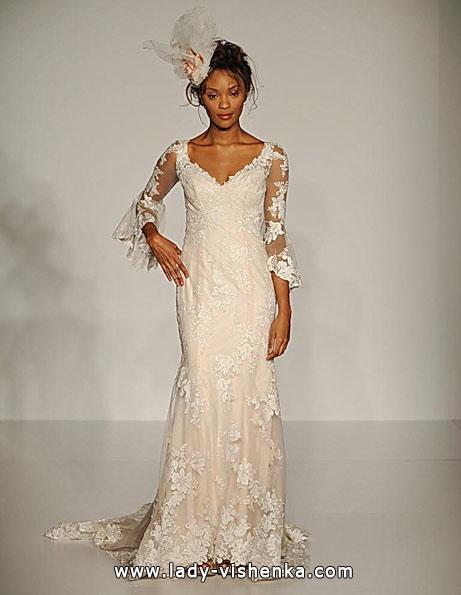 Весільні сукні з мереживними рукавами - Sottero and Midgley