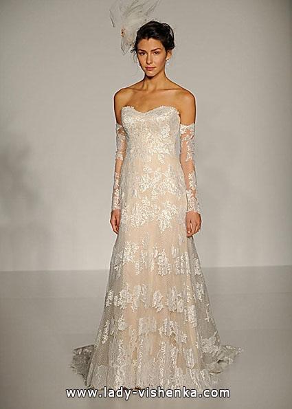 Весільні сукні з мереживними рукавами 2016 - Sottero and Midgley